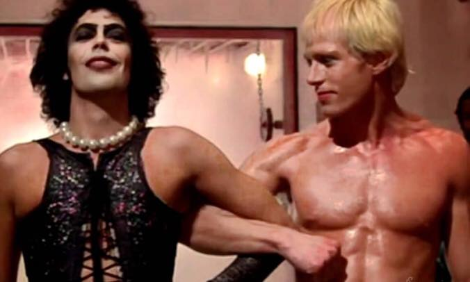 Dr. Frankenfurter and The Real Rocky HorrorShow